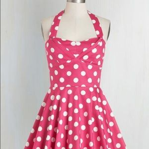 Traveling Cupcake Tour Dress Modcloth 1X